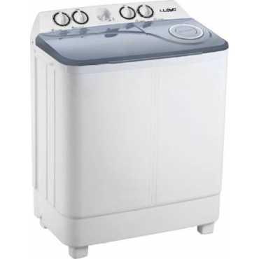 Lloyd 6.5 Kg Semi Automatic Washing Machine (LWMS65LP) - Grey