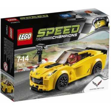 Lego Chevrolet Corvette Z06