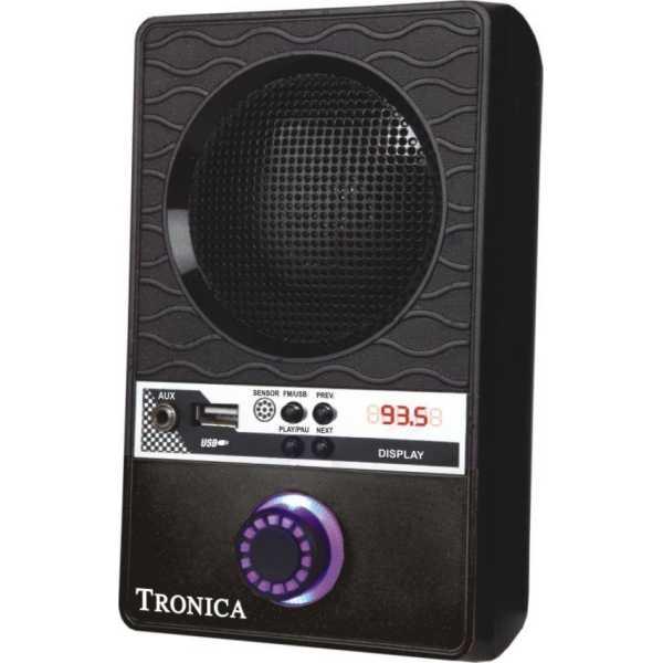 Tronica Black Nomad MP3/FM Player