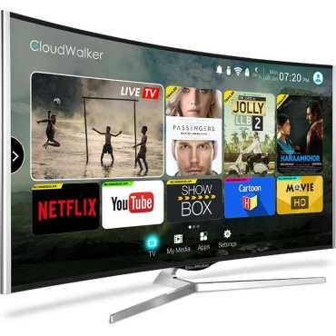 Cloudwalker Cloud TV 65SU-C 65 Inch Ultra HD 4K Smart Curved LED TV