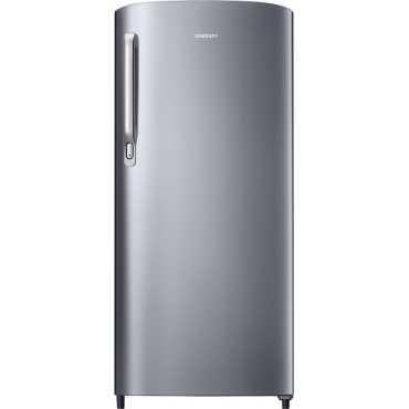 Samsung RR19M1412S8/HL 192L 2S Single Door Refrigerator (Elegant Inox) - Silver
