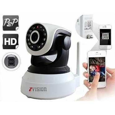 Zvision  HD 720P P2P Wireless Wi-Fi Baby Monitor CCTV Camera