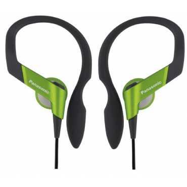 Panasonic RP-HS33 Sports Headphones - Blue | Silver