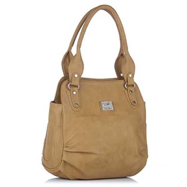 Women s Lakeshore Shoulder Bag Beige FSB-451