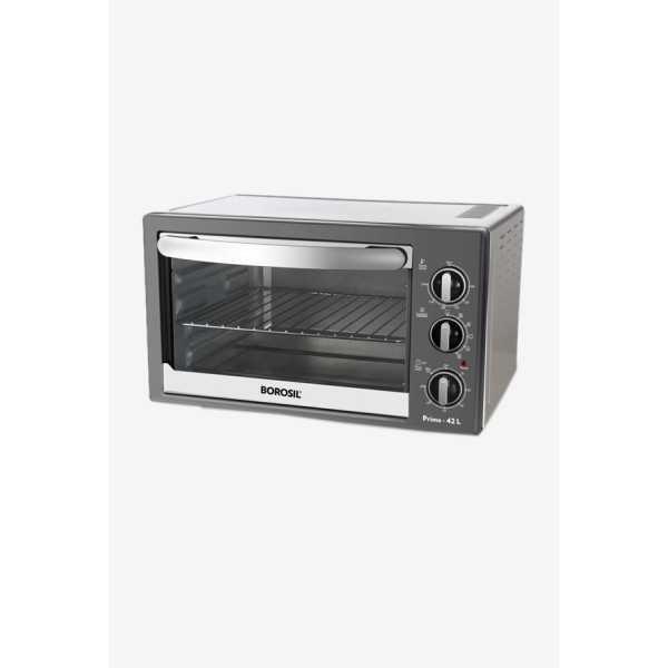 Borosil Prima BOTG42CRS14 42L 2000W OTG Microwave Oven