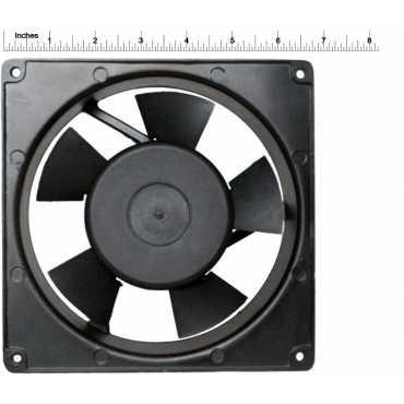 Sonya Hi-Speed (6 Inch) Axial Exhaust Fan - Black