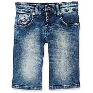 Pepe Jeans Boys' Shorts (MARKSMAN K_Mid Blast_4)