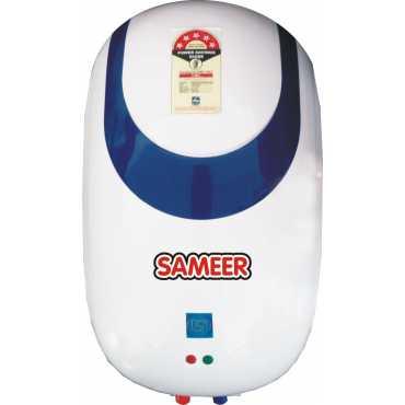 Sameer ABS Body 25 Litres Storage Water Geyser - White