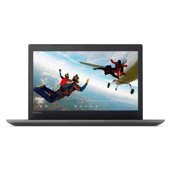 Lenovo Ideapad 320 (80XH01JFIN) Notebook - Black | Grey