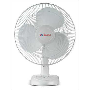 Bajaj Esteem (400mm) Table Fan - White