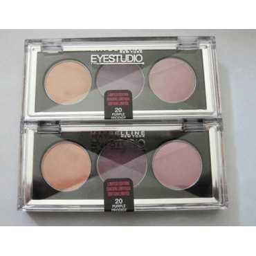 Maybelline Eyestudio Eye Shadow (Purple Prodigy) (Pack of 2) - Purple