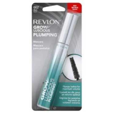Revlon Grow Luscious Plumping Mascara (Black Noir) - Black