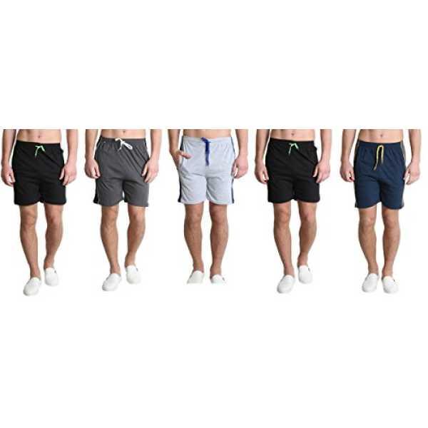 shorts for men (pack of 5)