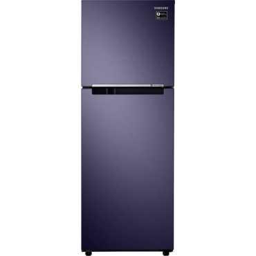 Samsung RT28R3023UT 253 L 3 Star Frost Free Double Door Refrigerator