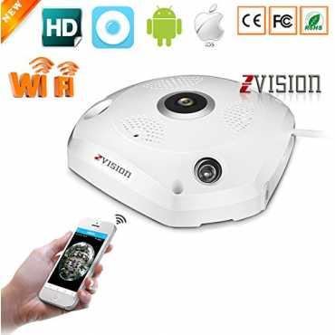 Zvision ZV-FE960P-360 Wireless Fisheye IP Camera