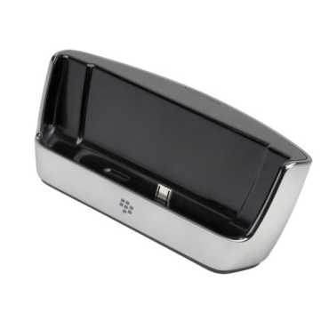BlackBerry ASY14396008 9500 Storm Chrome Dock Charger