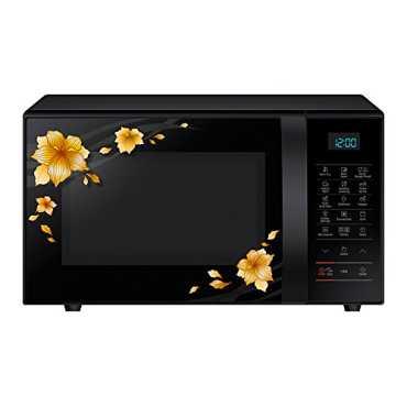 Samsung CE77JD-QB 21L Convection Microwave Oven - Black