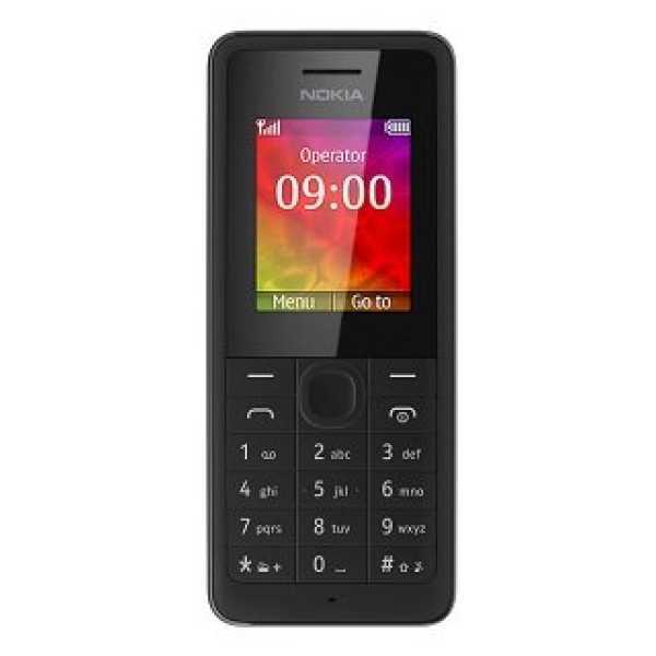 Nokia 106 - Black