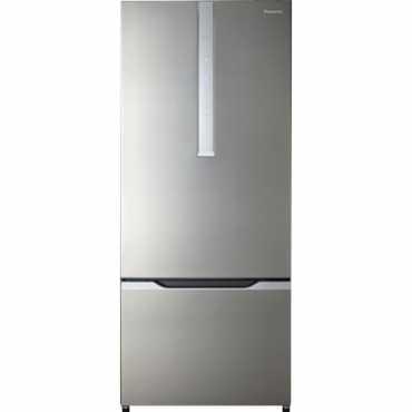 Panasonic NR-BY602XS 602L Double Door Refrigerator - Steel