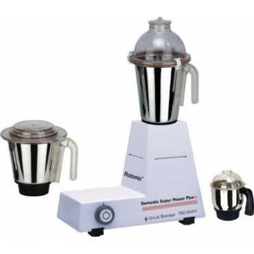 Rotomix Domestic Plus 3 Jar 750W Mixer Grinder