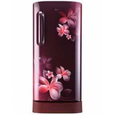 LG GL-D221ASPY 215 L 5 Star Direct Cool Single Door Refrigerator