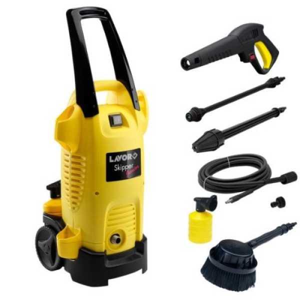 Lavor SKIPPER JUNIOR 130 Car Washer - Yellow
