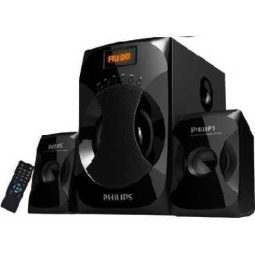 Philips Explode MMS4040F 2.1 Channel Multimedia Speakers - Black