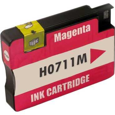 Dubaria 711 Magenta Ink Cartridge - Pink