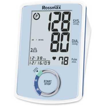 Rossmax AU941f Bp Monitor - Black