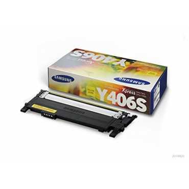 Samsung CLT-Y406S Toner Cartridge (Yellow)