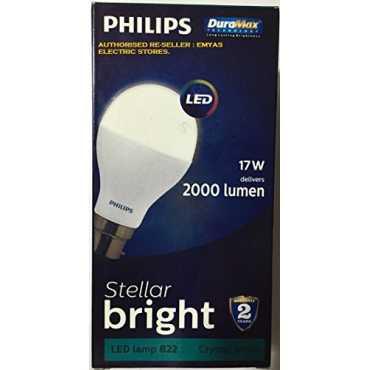 Philips Steller Bright 17W B22 LED Bulb Cool Day Light