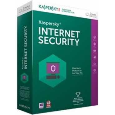 Kaspersky Internet Security 2012 1 PC 1 Year Antivirus