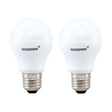 Instapower 3W E27 Cool Day Light LED Bulb (Pack of 2)