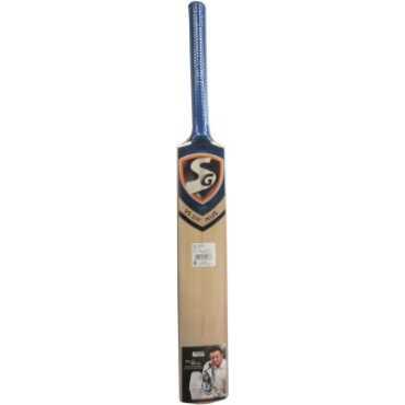 SG VS 319 Plus Kashmir Willow Cricket  Bat (Short Handle) - Blue