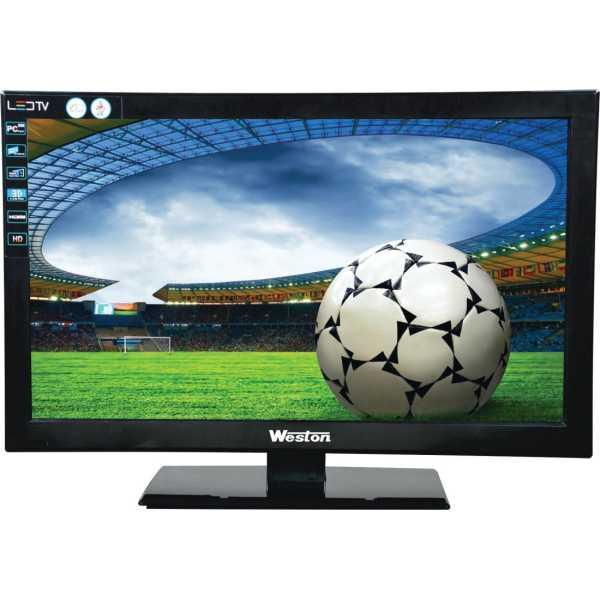 Weston WEL-2400 24 inch HD Ready LED TV - Black
