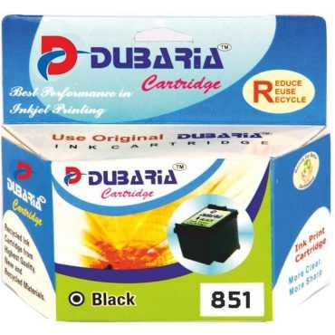 Dubaria 851 Black Ink Cartridge