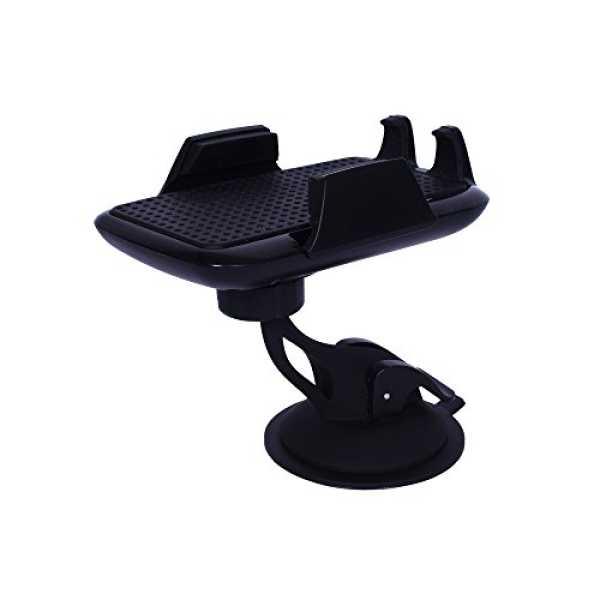 Mi Gadgets Migrip-Z3 Universal Flexible Mobile Holder - Black