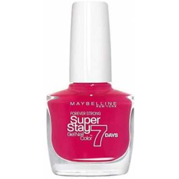 Maybelline Super Stay Gel Nail Color (Rosy Pink) - Pink