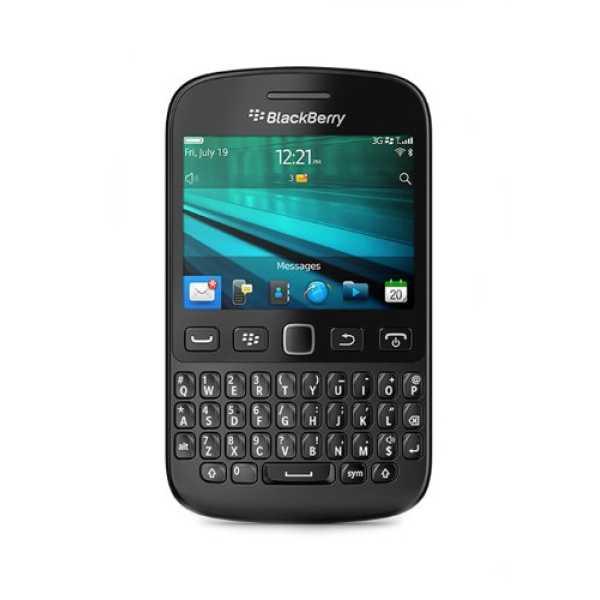 BlackBerry 9720 - Black | White