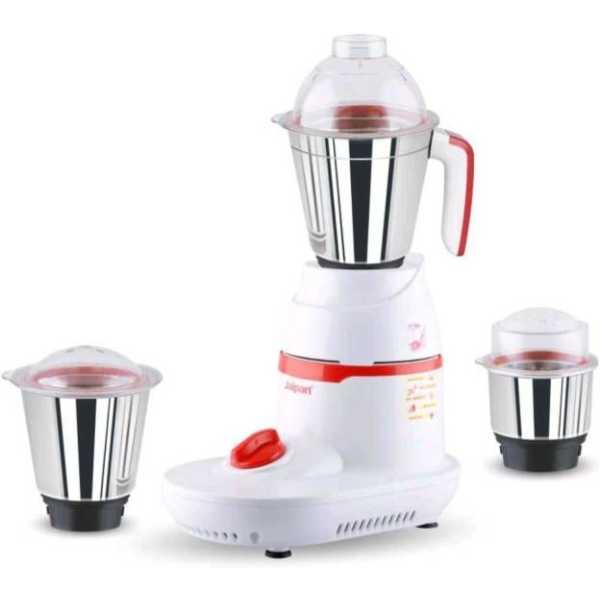Jaipan Linea 750W Mixer Grinder (3 Jars)