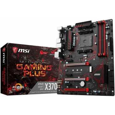 MSI Gaming Plus AMD Ryzen X370 DDR4 Motherboard