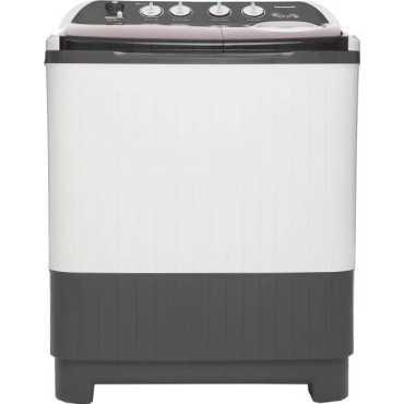 Panasonic 8kg Semi Automatic Top Load Washing Machine (NA-W80G4HRB) - White | Red