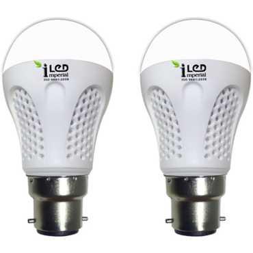 Imperial 4W-WW-BC22-3527-2 Premium LED Bulb Warm White Pack Of 2