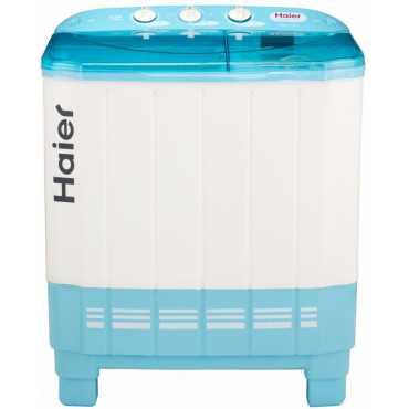 Haier 6.5 Kg Semi Automatic Washing Machine (HTW65-113S) - White