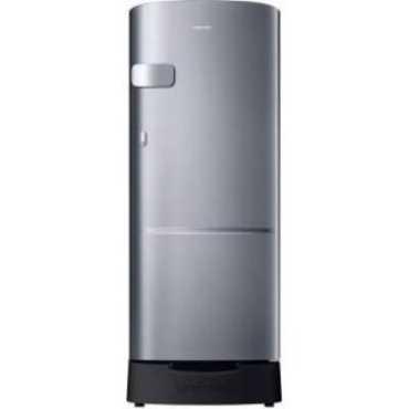 Samsung RR20A2Z1BS8 192 L 2 Star Direct Cool Single Door Refrigerator
