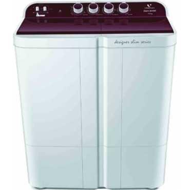 Videocon 7.5 Kg Semi Automatic Washing Machine (Zaara Grande VS75Z12)