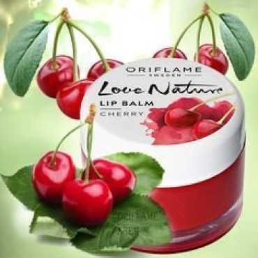 Oriflame Love Nature Lip Balm (Cherry)
