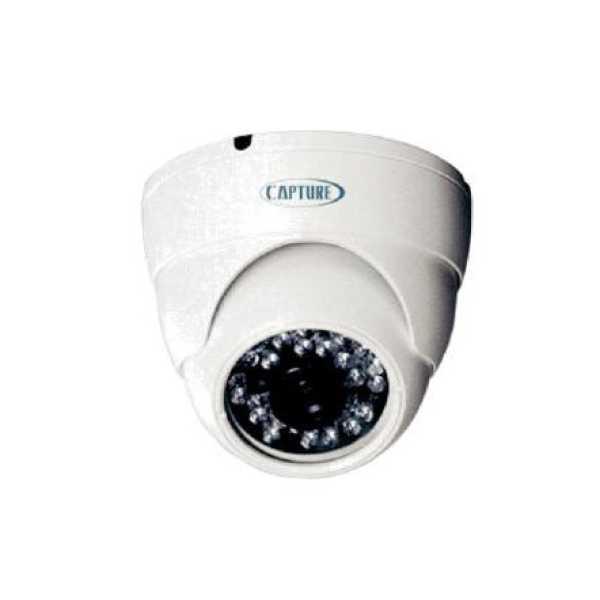 Capture CTCDCS700IR36 700TVL IR Dome Camera