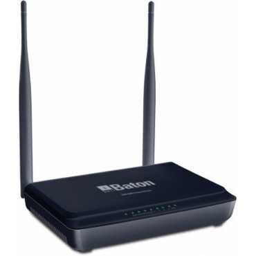 iball iB-WRB300N 300M MIMO Wireless-N Router - Black