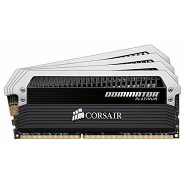 Corsair Dominator (CMD16GX4M4A2800C16) Platinum Series 16GB (4x 4GB) DDR4 Ram - Platinum
